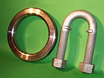 mooring ring and u bolt-Lawndale Forge